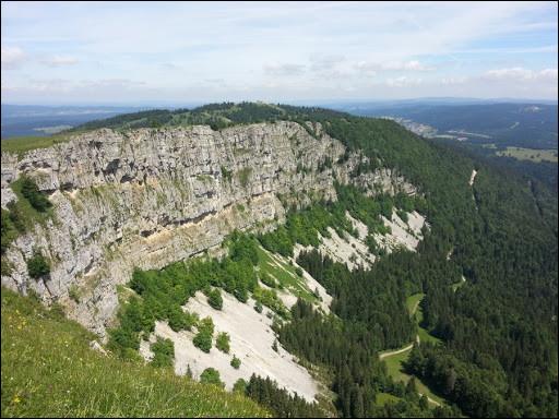 Cette montagne donne son nom à un célèbre fromage, le Mont-d'Or. Dans quel massif la situez-vous ?