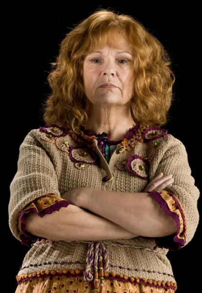 Combien d'enfants ont Molly et Arthur Weasley ?