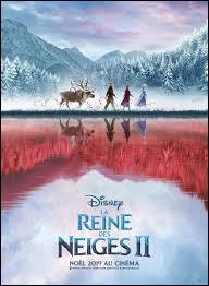 """Quand est sorti """"La Reine des neiges 2"""" en France ?"""