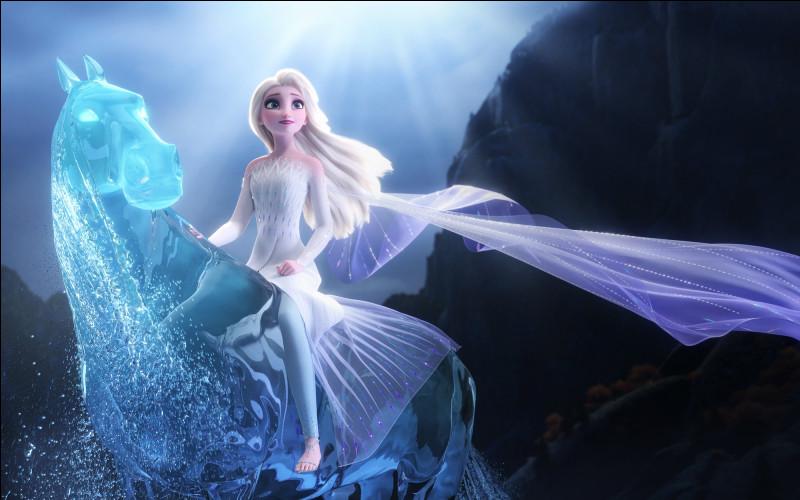 """""""Elsa fais-moi un prince."""" Dans la première scène de """"La Reine des neiges 2"""", outre les références à gogo, on peut voir la mise en scène de ce qu'elles vont vivre dans le film et notamment la ressemblance frappante entre l'Elsa que l'on voit à la fin du film et l'un de ses jouets de glace créés. Quel nom ont-elles donné à celui-ci ?"""