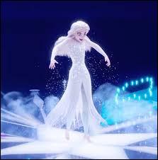 Quel est le nom de la chanson qu'Elsa chante quand elle arrive à Ahtohalan ?Plusieurs reponses sont demandées