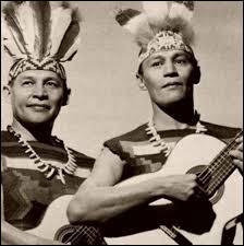 Los Indios Tabajaras ont joué ''Maria Elena''. Qui ne se prénomme pas Marie ou Hélène ?