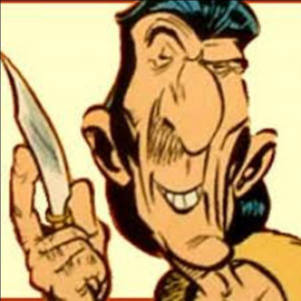 Quel est le nom de ce chef corse fier et susceptible dans ''Astérix en Corse'' ?