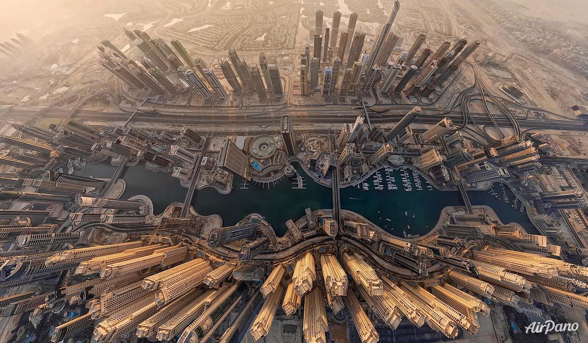 Villes et capitales vues du ciel