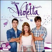 """Quelle actrice n'a pas joué dans """"Violetta"""" ?"""