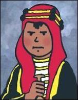 Dans quelle bande dessinée apparaît l'insupportable petit Abdallah ?