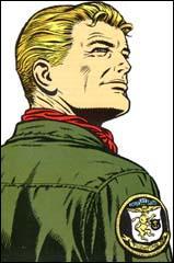 Comment s'appelle ce héros de BD ?
