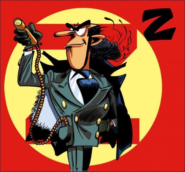 Dans quelle bande dessinée apparaît Zorglub ?