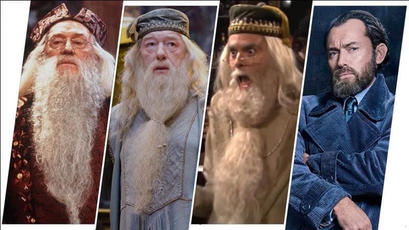 Quels sont les prénoms de Dumbledore ?