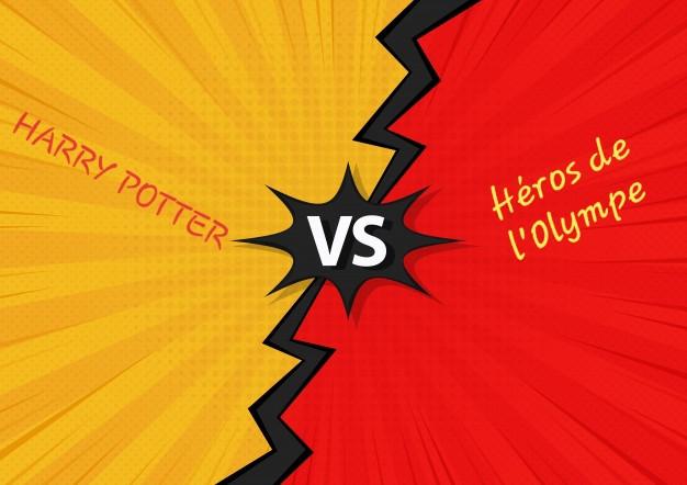 Harry Potter ou Héros de l'Olympe ?