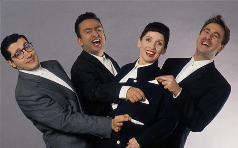 ''Les Nuls, l'émission'' était diffusée sur quelle chaine ?