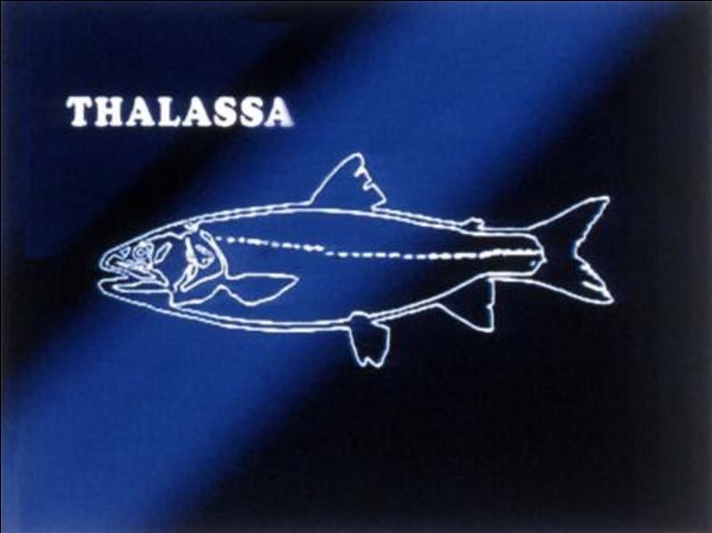 Qui a été le premier présentateur de l'émission Thalassa ?