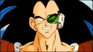 Comment s'appelle le frère de Goku qui débarque sur Terre ?