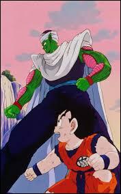 Pendant combien d'années Piccolo entraîne-t-il Gohan ?