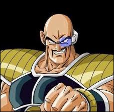 Comment s'appelle le bras droit de Vegeta qui n'a pas de cheveux ?