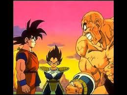 Qui sera le grand rival de Goku depuis cette saga ?