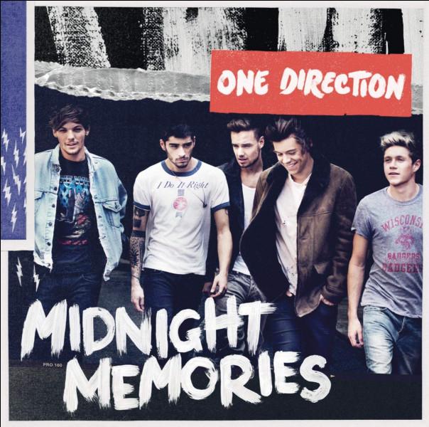 """Quel est le troisième titre de l'album """"Midnight Memories"""" ?"""