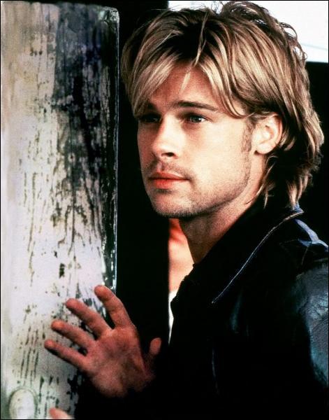Brad Pitt apparaît chez :