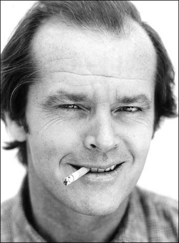 Jack Nicholson apparaît chez :