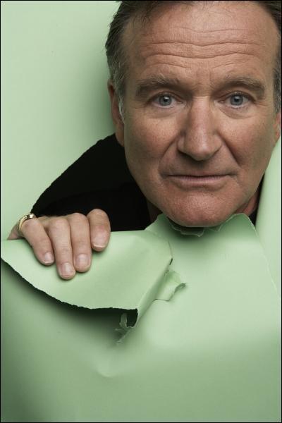 Robin Williams apparaît chez :