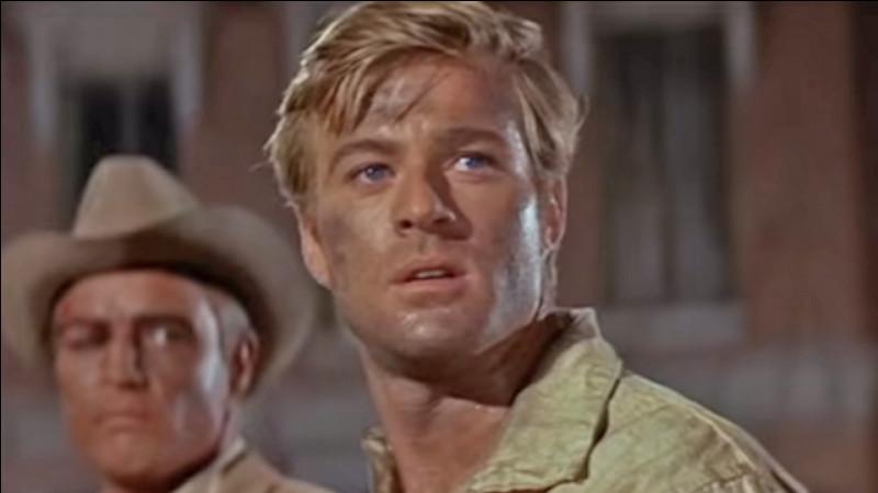 """Après """"Daisy Clover"""" en 1965, le premier rôle important de Robert Redford est dans ce film, aux côtés de Marlon Brando et de Jane Fonda :"""
