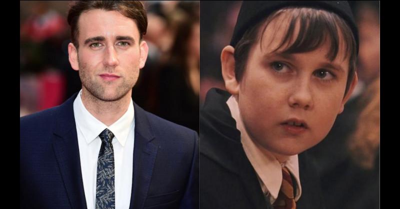 Quel acteur a joué le rôle de Neville ?