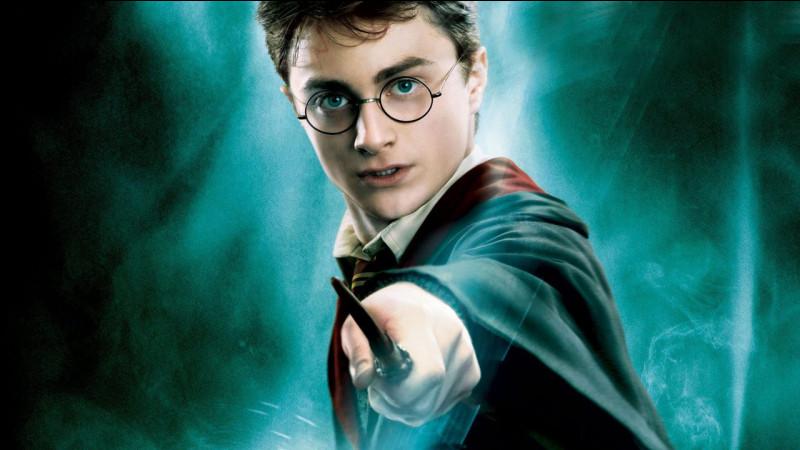 Quel est le Patronus de Harry ?