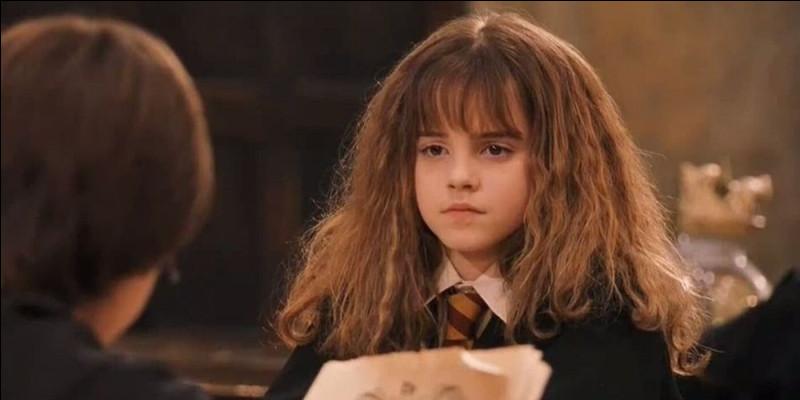En quelle année est née Hermione Granger ?