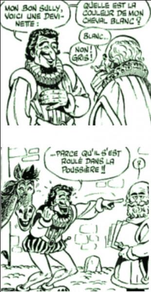 Quelle était la coutume d'Henry IV ?