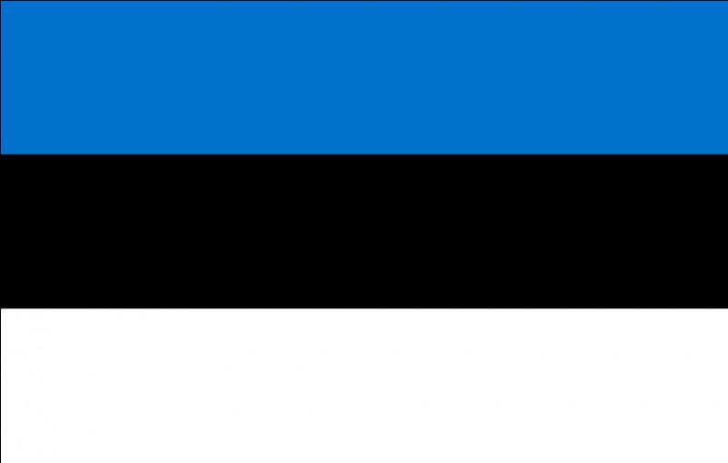 La capitale de l'Estonie est :