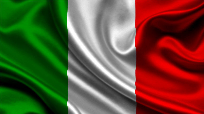 La capitale de l'Italie est :