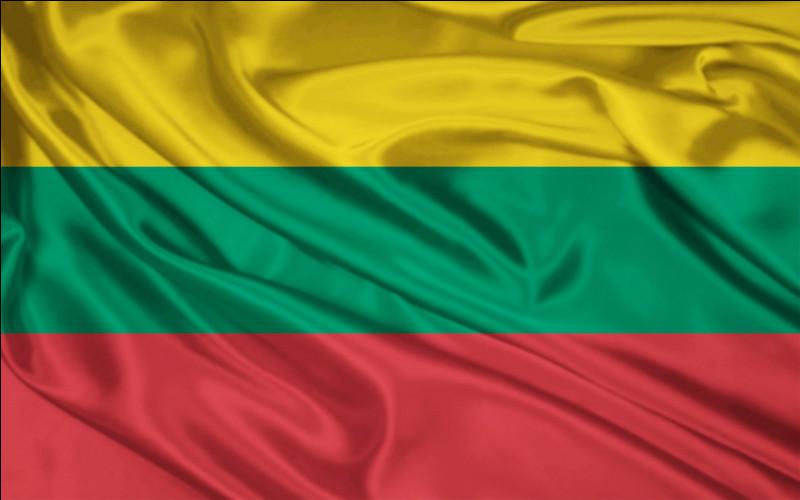 La capitale de la Lituanie est :