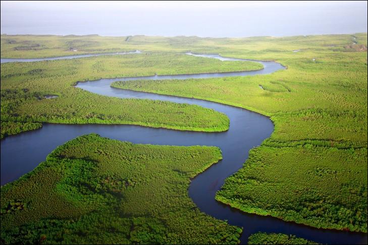 Lequel de ces fleuves ne traverse pas l'Allemagne ?