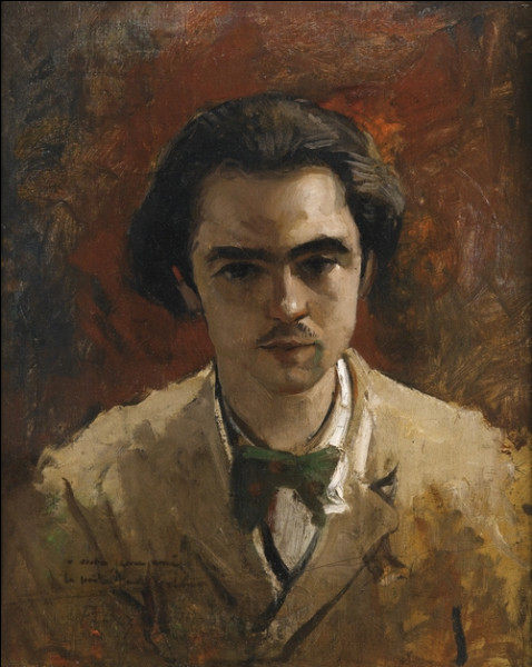 Trouvez l'intrus parmi ces poèmes de Paul Verlaine.