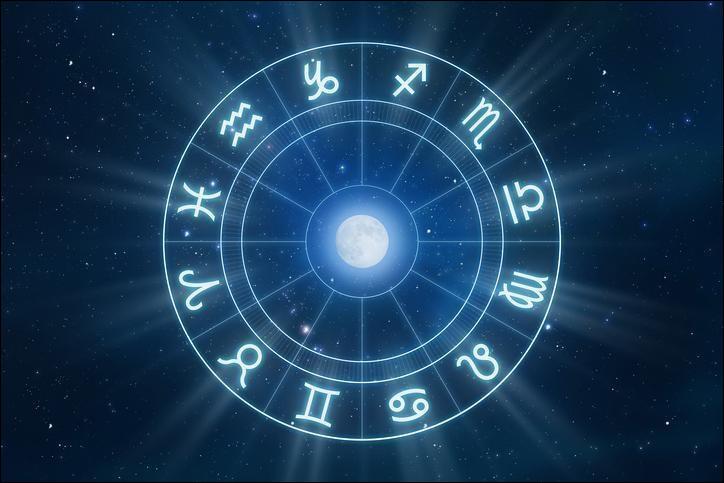 Trouvez l'intrus parmi ces signes astrologiques français.