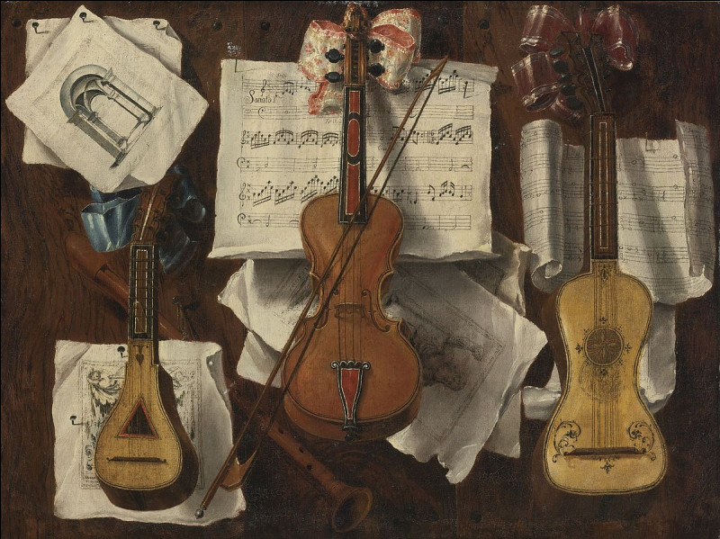 Lequel de ces instruments n'est pas à corde ?