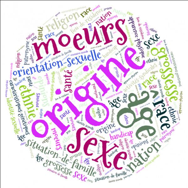 Combien y a-t-il de critères de discrimination reconnus par la loi ?