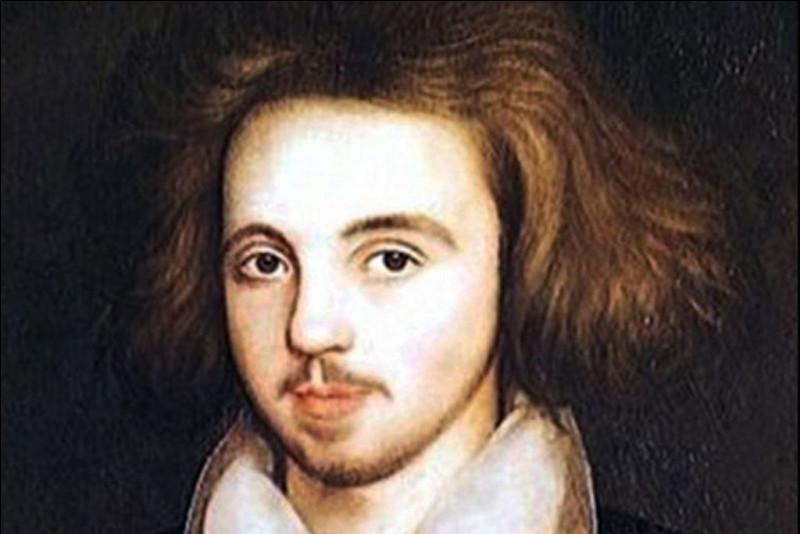 Ce dramaturge et poète anglais de l'ère élisabéthaine, c'est ... Marlowe.
