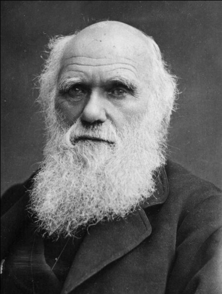 """Ce naturaliste et paléontologue anglais dont les travaux sur l'évolution des espèces vivantes ont révolutionné la biologie avec son ouvrage """"L'Origine des espèces"""" paru en 1859, se prénomme ..."""