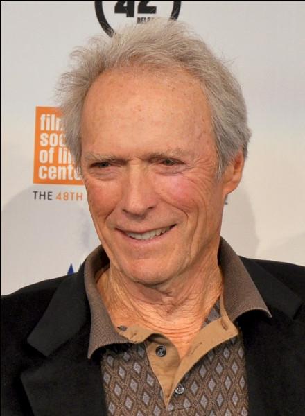 """Cet acteur américain a interprété de nombreux rôles, notamment de """"L'Inspecteur Harry"""" et réalisé plusieurs films dont """"Sur la route de Madison"""" et """"Gran Torino"""" : il se prénomme ..."""