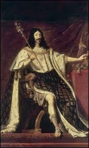 Qui est le père de Louis XIII ?