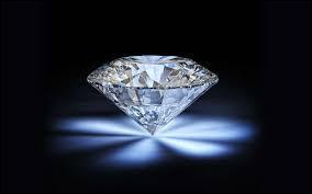 Quel est le seul élément chimique qui constitue le diamant ?