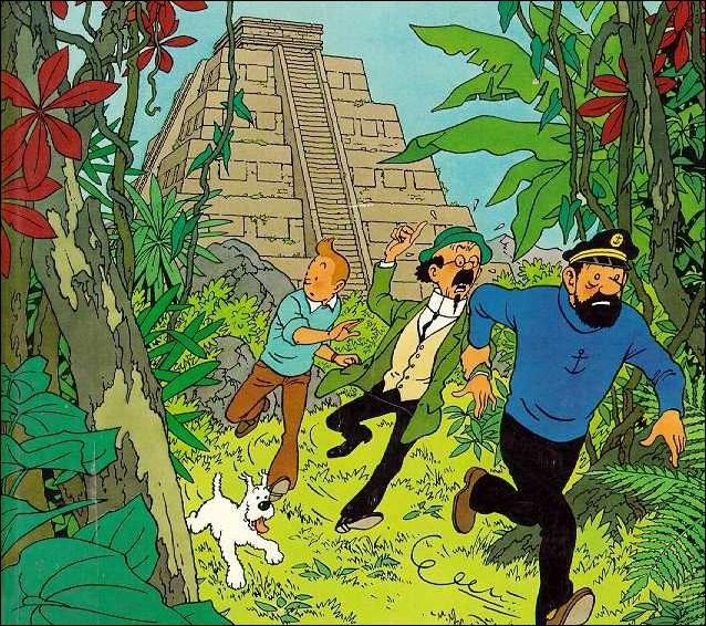 Quel est le dernier album achevé de Tintin ?