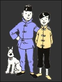 Comment s'appelle l'ami chinois de Tintin ?