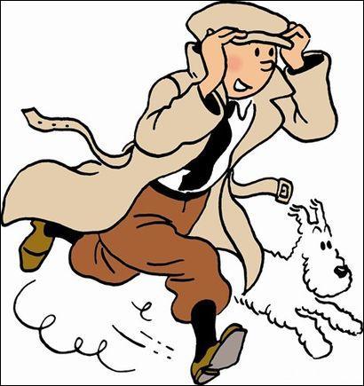 Pour quel journal Tintin est-il reporter ?