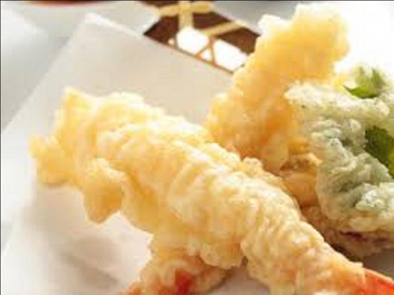 Quel est le nom de ces beignets populaires au Japon à base de jaune d'oeuf, entre autres ?