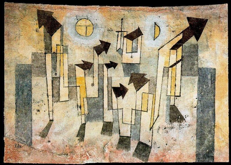 """Qui a peint """"Le Mur du Temple de la Nostalgie"""" ?"""