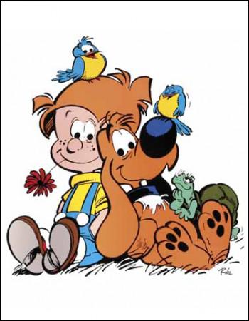 Voici Boule et Bill, qui est la tortue ?