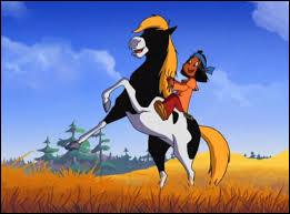 Qui est le cheval de Yakari ?