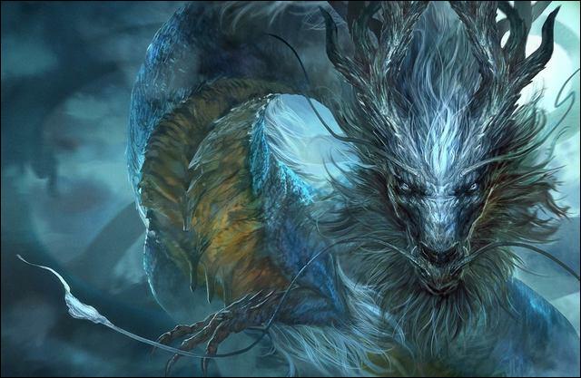 Que représente le Dragon oriental ?